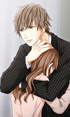 Minato and MC, he is sooo romantic!!!