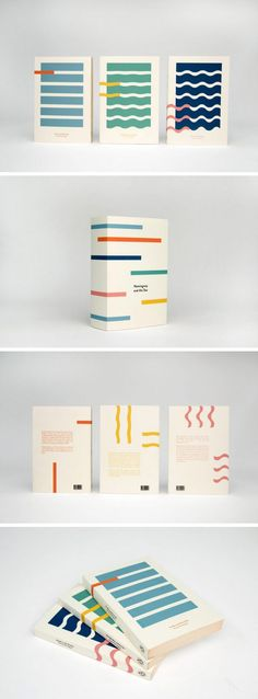 "Kajsa Klaesén is a graphic design student currently based in Gothenburg, Sweden. As part of a School of Visual Arts project, she has created some minimalist designs for a collectors box and covers of three novels (""To Have and Have Not"", ""The Old Man and the Sea"", and ""Islands in the Stream"") all written by Ernest Hemingway. #graphicdesign #book Packaging Design Inspiration, Design Ideas, Gothenburg Sweden, School Of Visual Arts, Booklet Design, Brand Management, Ernest Hemingway, Print Ideas, Graphic Design Projects"