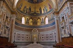 Papal Cathedra (or Throne)  The Cathedra makes the Basilica the Cathedral of Rome (St. John Lateran, Rome)