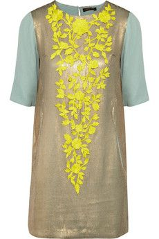 Vineet Bahl sequined dress