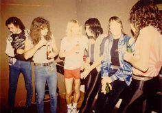 Iron Maiden 1985