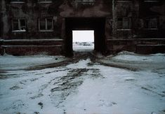 Post-communist Norilsk, Russia photographed by Lise Sarfati