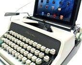 iPad Typewriter #iPad iPad Typewriter #iPad iPad Typewriter #iPad