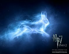 "Magic: ""Expecto Patronum"" Luna Lovegood's Patronus by allisonpotter #HarryPotter"
