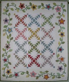 mini quilt- amazing detail!! Maybe on day ill be able to tackle something like this!