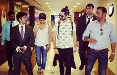 Makeup: Check out Shahid Kapoor's new look in Dubai:  Hell...