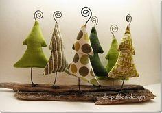 Green Dr. Seuss Christmas Trees