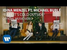 Idina Menzel & Michael Bublé Team Up Because Baby It's Cold Outside — And The Video Is Almost Too Cute! | Kathi Yeager on KTST