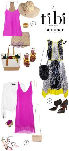 A Tibi Summer- want it all!