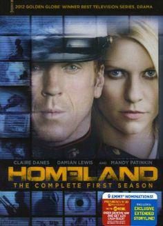 Award Winning Series Homeland, Season One #Giveaway (2 winners)   Five Dollar Shake