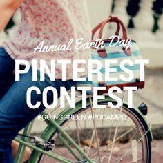 Po Campo Earth Day 2016 Pinterest Contest
