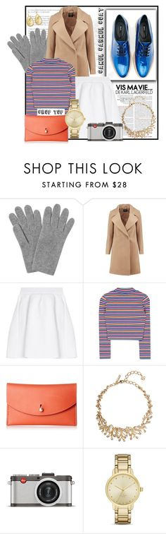"""Just Being Different"" by prettyinjewels ❤ liked on Polyvore featuring Miista, L.K.Bennett, Boohoo, malo, Skagen, Oscar de la Renta, Leica, Kate Spade, StreetStyle and colorful"