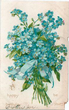 Raphael Tuck vintage postcard Happy by americathebeautiful on Etsy, $1.99