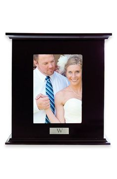 Cathy's Concepts Reception Card Holder Photo Box Dottie, i have this in WHITE