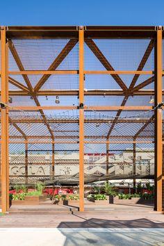 Brazil Pavilion – Milan Expo 2015,© Filippo Poli