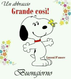 Immagini Buongiorno Snoopy Good Morning Good Night, Good Morning Quotes, Italian Greetings, Italian Memes, Snoopy Quotes, Morning Greetings Quotes, You Are Special, Peanuts Gang, New Years Eve Party