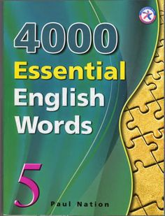 A list of all the english books that are available to download for la facult download for free 4000 essential english words 5 pdf audio fandeluxe Images