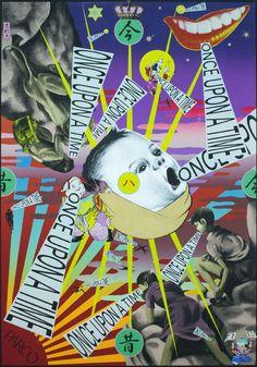 Tadanori Yokoo, Ducky Duck, Japanese Poster Design, Graphic Design Posters, Collage Art, Art Inspo, Art Reference, Illustration Art, Doodles