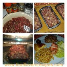 Halogen- of Konveksie-oond / Convection Oven Instant Yeast, Oven, Meat, Recipes, Food, Kitchen Stove, Rezepte, Essen, Ovens