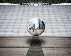 Sphere by Alexandre Bordereau – Fubiz™