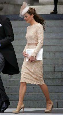 Style Inspiration - Royal Edition Kate Middelton
