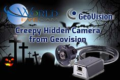We have a great deal on the #spooky new Hidden Camera from @GeoVisionInc #HappyHalloween http://bit.ly/1GBURqJ