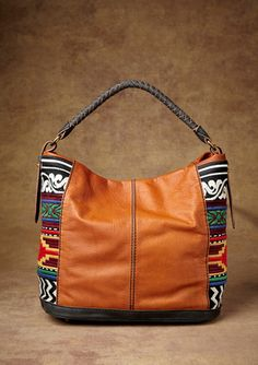 Discover and save on of great deals at nearby restaurants, spas, things to do, shopping, travel and more. Leather Handbags, Leather Bag, Women's Handbags, My Bags, Purses And Bags, Navajo Print, Cool Style, My Style, Medium Bags