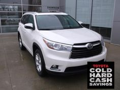2015 Toyota Highlander Limited Platinum in West Springfield, Massachusetts