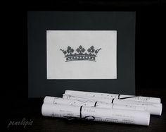 Penelopis' cross stitch freebies: Korona second / Second crown ...