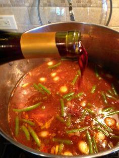 Autumnal Beef Stew Recipe via River Threads.com. Enjoy!