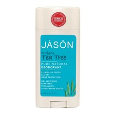 JASON Deodorant Stick Tea Tree - 2.5 oz.