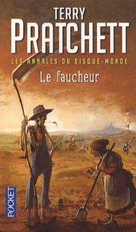 Chronique sur Le faucheur de Terry Pratchett, livre de fantasy humoristique. Plonger dans le monde décalé de cet auteur captivant dans ce tome faisant partie des Annales du Disque-Monde.