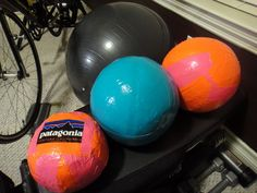 Worth Pinning: D.I.Y... Make Your Own Medicine Ball