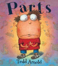 Parts: Amazon.es: Tedd Arnold, K. Gilson: Libros en idiomas extranjeros