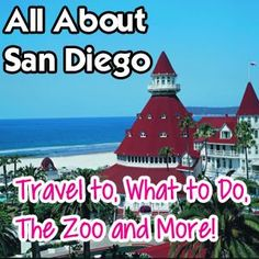 "Consider this ""Disneyland R&R Part II""....beaches and more in San Diego! Add on ideas for a Disneyland trip."
