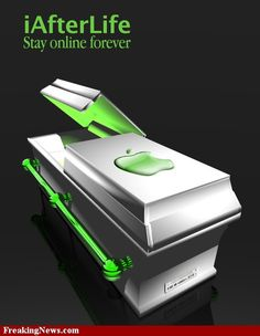 iAfterLife - I wonder what God charges for unlimited data? Buy Cannabis Seeds, Apple Laptop, Bride Of Frankenstein, Doll Eyes, Apple Logo, Creepy Dolls, Life Pictures, Apple Products, Dracula