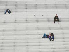 Paris La Défense #travelphotography #minimalist