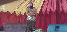 Penampilan Septiana Rahmawati