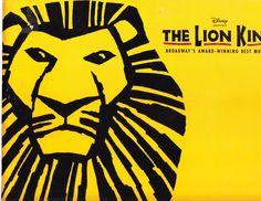 The+Lion+King+Broadway's+Award-Winning+Best+Musical+Souvenir+Brochure