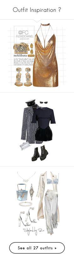 """Outfit Inspiration ✨"" by threadsbykeiko ❤ liked on Polyvore featuring Prada, Marchesa, Dolce&Gabbana, Naeem Khan, STELLA McCARTNEY, Kenzo, Judith Leiber, Manokhi, Topshop and Christian Dior"