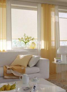 wohnzimmer gardine sonnig gelb ❤ Vielfältige Plissees ❤ Bezaubernde Flächenvorhänge ❤ Liebevolle Jalousien ❤ Tolle Gardinen ❤ Vorbeischauen und inspirieren lassen!