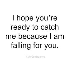 falling for you quotes for her..Your Soo Awesome..Thanks Alot..You Touch My Heart..I Fall For You2 Everydayhttps://www.poemhunter.com/poem/unexpected-love-story/ Thanks My Love