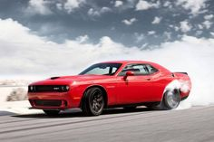Dodge Challenger SRT Hellcat, Motor: V8-Kompressor, Hubraum: 6,2 Liter, Leistung: 717 PS