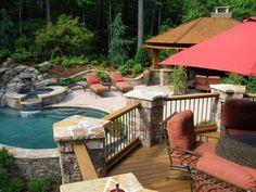 Dreamy Decks and Patios - Home and Garden Design Ideas