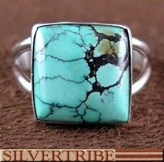 Native American Indian Turquoise Ring GS56100