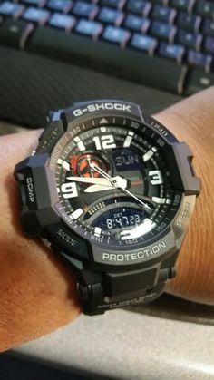 Newest addition G-Shock GA-1000