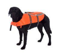 Kyjen Outward Hound Designer Pet Saver Life Jacket, X Large, Orange