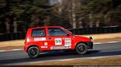 Fiat Cinquecento | by mwalenczewski Fiat Cinquecento, Rally, Vehicles, Car, Automobile, Cars, Cars, Vehicle