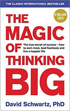 Λήψη ή ανάγνωση σε σύνδεση The Magic of Thinking Big Δωρεάν κράτηση PDF/ePub - David J. Schwartz, More than 6 million readers around the world have improved their lives by reading The Magic of Thinking Big . Best Inspirational Books, Best Motivational Books, Got Books, Books To Read, Books For College Students, Fail, Believe, Think Big, Secret To Success