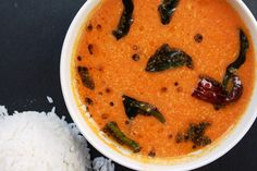 Tomato-saar -Spicy Tomato Soup with curry leaves and chillies